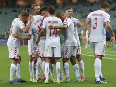 Danimarca-Repubblica Ceca 2-1, Europei 2021: i nordici volano in semifinale con Delaney e Dolberg