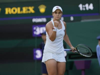 Wimbledon, risultati femminili 3 luglio: agli ottavi Ashleigh Barty