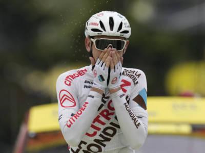 VIDEO Tour de France, highlights tappa di oggi: Ben O'Connor vince, Pogacar attacca e guadagna. Cattaneo risale