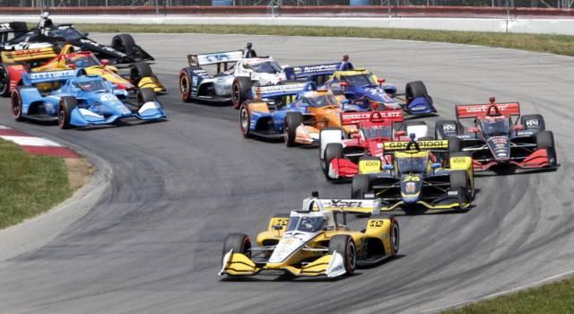 IndyCar, due generazioni a confronto a 6 prove dalla fine