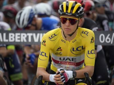 Classifica Tour de France 2021, decima tappa: Pogacar in giallo, Cattaneo 12°. Domani doppio Mont Ventoux!