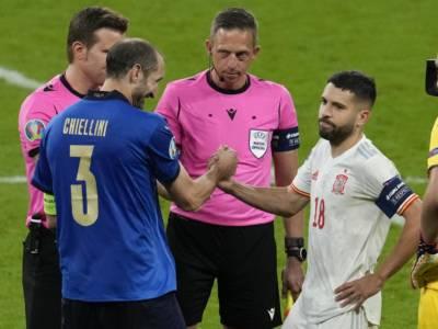 """Calcio, Giorgio Chiellini: """"Gare così potrebbero non capitare nella carriera di un giocatore"""""""