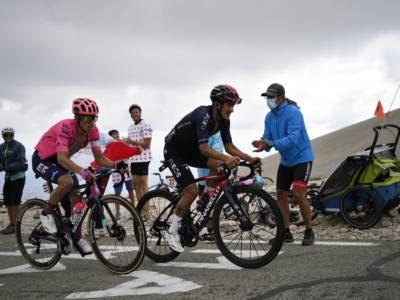 """Tour de France 2021, Rigoberto Uran: """"Senza l'aiuto di Higuita avrei perso il doppio"""""""