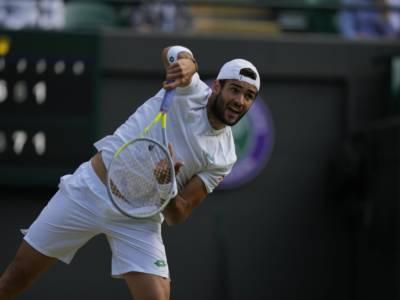 Berrettini-Hurkacz oggi, Semifinale Wimbledon 2021: orario, tv, programma, streaming
