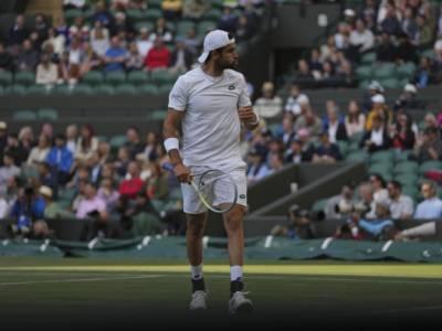 Wimbledon 2021, Matteo Berrettini fa la storia. Tutti gli italiani in semifinale in uno Slam