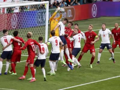 Italia-Inghilterra in Finale agli Europei: Kane e compagni battono la Danimarca ai supplementari
