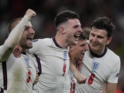 Europei 2021, la difesa granitica dell'Inghilterra. Nemmeno un gol subito su azione