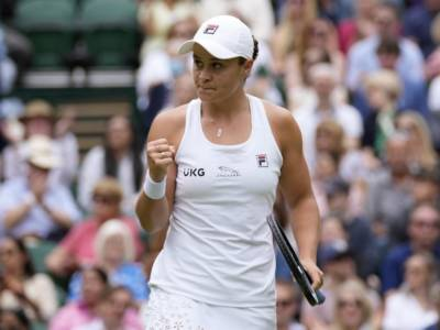 Barty-Pliskova oggi, Finale femminile Wimbledon 2021: orario, tv, programma streaming