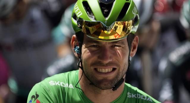 """Mark Cavendish: """"Un mese fa non dovevo fare il Tour de France, ora indosso la maglia verde a Parigi"""""""