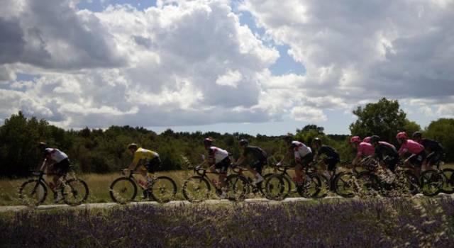 DIRETTA Tour de France 2021 LIVE: Mattia Cattaneo orgoglio italiano, à 10° in classifica!