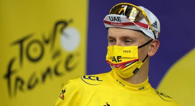 """Classifica Tour de France 2021, 13ma tappa: Pogacar leader, 11° Cattaneo, 38° Nibali a 1h10'34"""""""