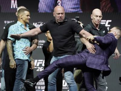 Quanti soldi hanno guadagnato McGregor e Poirier? Notorious si rompe la caviglia, ma è milionario! E il vincitore…