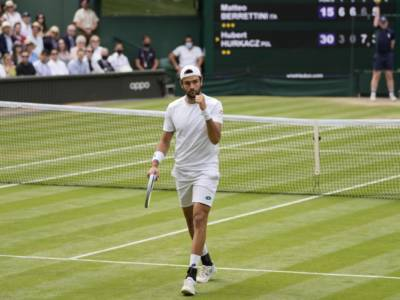 Wimbledon 2021: Matteo Berrettini, da Roma a una finale Slam attesa da 45 anni