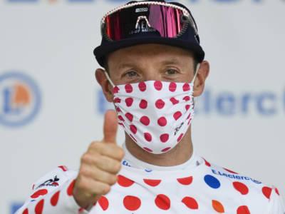 """Tour de France 2021, Michael Woods: """"Farò il massimo per tenere la maglia a pois"""""""
