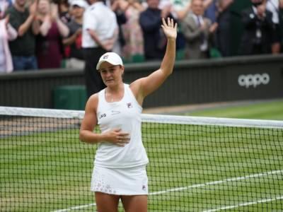 Tennis: WTA Race (12 luglio), la situazione. Barty sempre più leader, Pliskova di nuovo nella corsa Finals. Camila Giorgi prima italiana