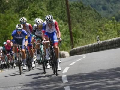 Tour de France, Davide Ballerini trova la fuga giusta ma gestisce male il finale