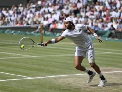 Tennis: ATP Race (12 luglio), la situazione. Matteo Berrettini è 3°, Djokovic già qualificato per le Finals