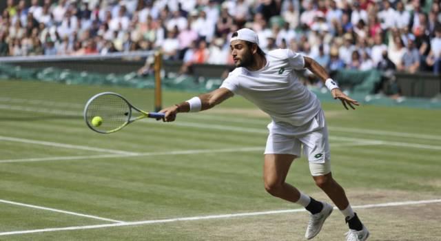 """Wimbledon 2021, Matteo Berrettini: """"Djokovic è forse l'unico che poteva battermi. A Tokyo l'obiettivo è una medaglia"""""""