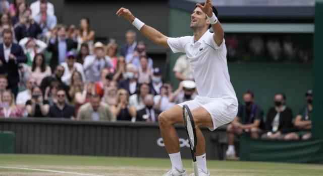 Wimbledon 2021, Novak Djokovic a -1 dal Grande Slam. Da quanto non si verifica e chi ci è riuscito in passato