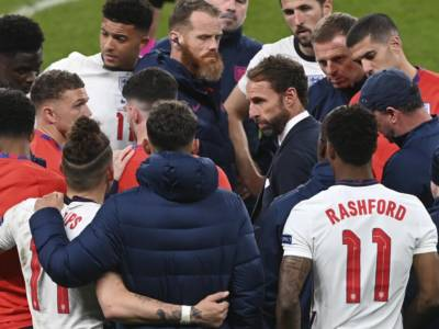 Europei 2021: Gareth Southgate ha scelto i rigoristi dell'Inghilterra, e il loro ordine, tramite un algoritmo!