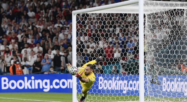 VIDEO Italia-Inghilterra 4-3 dcr: la sequenza dei rigori. Due parate decisive di Donnarumma