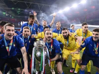 Europei 2021, cinque italiani nella formazione ideale stilata dall'UEFA