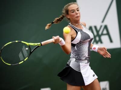 WTA Losanna 2021: Lucia Bronzetti lotta, ma in semifinale ci va Tamara Zidansek