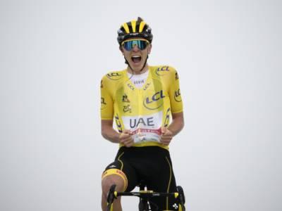 Ciclismo, Ranking UCI (20 luglio): top-10 rivoluzionata! Pogacar vola in testa, Roglic crolla. L'Italia recupera: 5° posto!