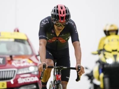 """Tour de France 2021, Richard Carapaz: """"Mancano ancora tre giorni e può succedere di tutto"""""""