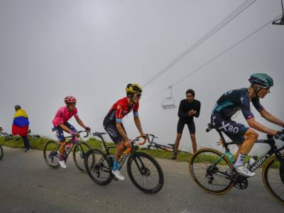 """Tour de France 2021, Wilco Kelderman: """"Credo di poter rimontare un'altra posizione, ma non butto via un quinto posto"""""""