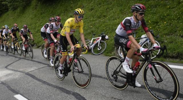Tour de France 2021, le pagelle della diciottesima tappa: Pogacar cannibale, Gaudu osa troppo
