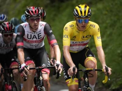 VIDEO Tour de France, highlights 18ma tappa: Pogacar dominatore in montagna, terza vittoria. Uran in crisi