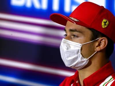 """F1, Charles Leclerc: """"Silverstone è alle spalle, a Budapest buona occasione, ma non saremo forti come a Monaco"""""""