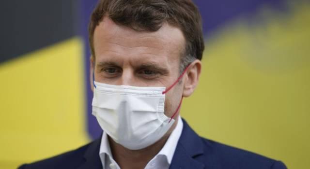 Olimpiadi Tokyo: Macron è arrivato in Giappone e assisterà alla Cerimonia d'Apertura