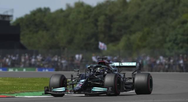 F1, GP Gran Bretagna 2021: orario d'inizio e come vedere in tv FP2 e qualifiche sprint