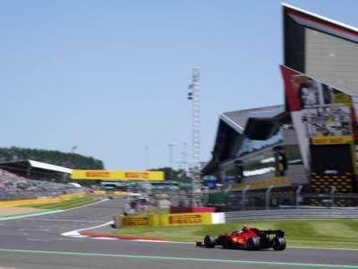 """LIVE F1, GP Silverstone in DIRETTA: video incidente Verstappen-Hamilton, 2° Leclerc. Binotto: """"In Ungheria faremo bene"""""""