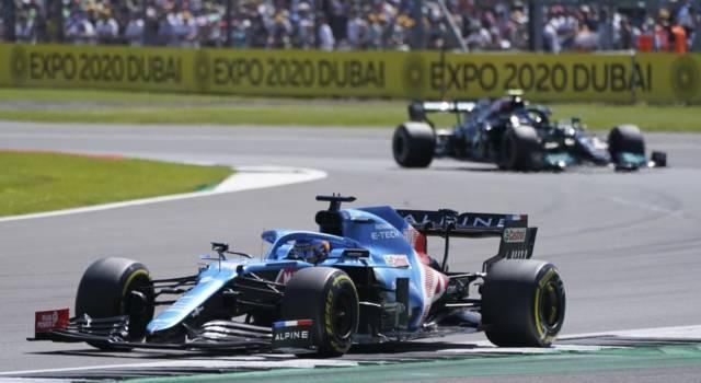 VIDEO Fernando Alonso, partenza da urlo nella Sprint Race! Da 11° a 5° a Silverstone in un giro!