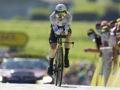 """Tour de France 2021, Jonas Vingegaard: """"Ho preso il posto di Roglic, sono orgoglioso di come l'ho fatto"""""""