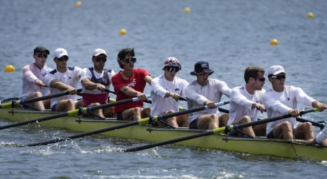 Olimpiadi Tokyo, invasione di ostriche nel bacino di canottaggio! Spesa milionaria per riparare i danni