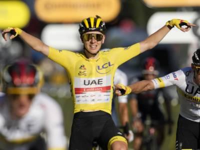 Ciclismo, Ranking UCI (10 agosto): l'Italia retrocede nella classifica per Nazioni dopo le Olimpiadi. Pogacar in testa
