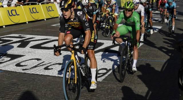 Tour de France 2021: Mont Ventoux, cronometro e Campi Elisi. Wout Van Aert vince ovunque e cambia il ciclismo