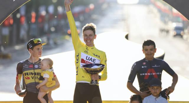Tour de France 2021, il pagellone. Pogacar imprendibile, Ineos sfortunata. Cattaneo coraggioso