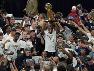 NBA Finals 2021: i Milwaukee Bucks si laureano campioni! Antetokounmpo abbatte Phoenix in gara-6