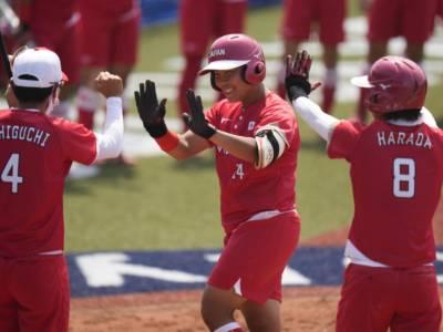 Softball, Olimpiadi Tokyo: Italia di livello con gli Stati Uniti. Esordio vincente per Giappone e Canada