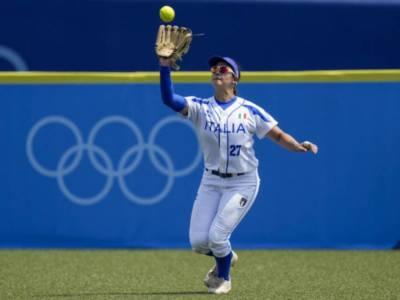 LIVE Italia-Australia 0-1, Olimpiadi softball in DIRETTA: le azzurre cedono di misura