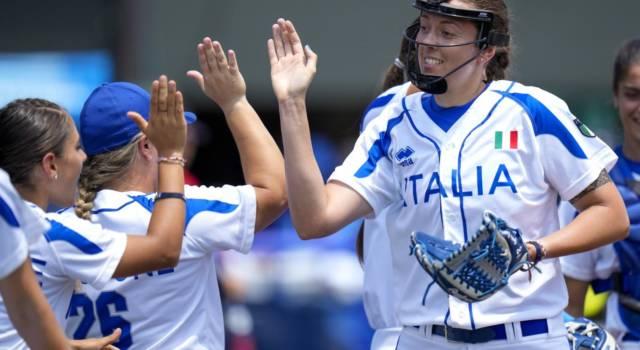 Softball, Olimpiadi Tokyo: Italia, con l'Australia è caccia alla prima vittoria
