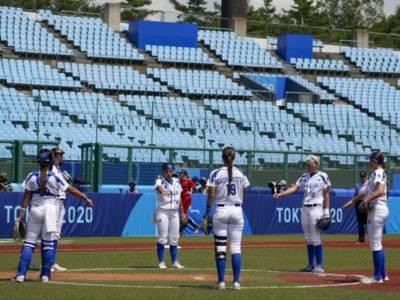 VIDEO Italia-USA 0-2, Olimpiadi Tokyo: le azzurre del softball lottano all'esordio, sconfitta di misura