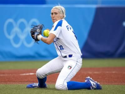 Softball, Olimpiadi Tokyo: l'Italia si arrende 0-1 all'Australia, per il bronzo si fa dura