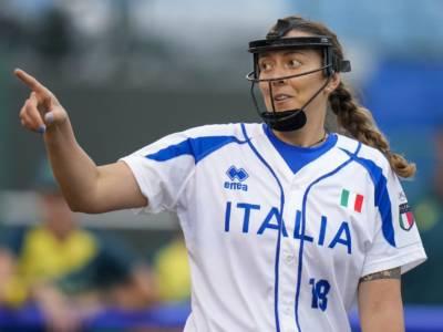 Italia-Giappone softball Olimpiadi: orario, tv, programma, streaming 24 luglio