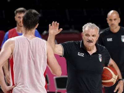 """Basket, Meo Sacchetti: """"Portare in campo la gioia che stiamo vivendo al Villaggio"""". Melli: """"Ora che siamo qui, perché non giocarcela?"""""""
